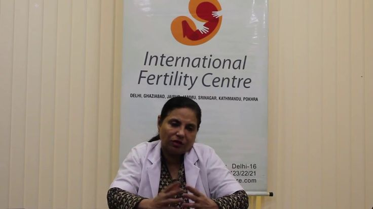 ICSI for male infertility problems