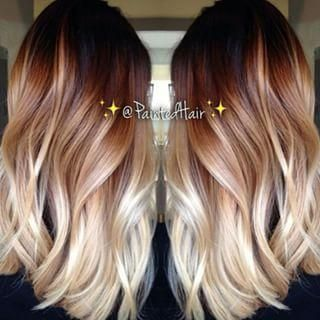 The beginning of the year maybe should be celebrated with a new hair color.Here are the biggest hair color trends and techniques for 2016.