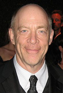 "Jonathan Kimble ""J. K."" Simmons-- (born 1955) is an American actor and voice artist. He is known for the television roles of Dr. Emil Skoda on the NBC series Law & Order (and other Law & Order franchise series), neo-Nazi Vernon Schillinger on the HBO prison-drama Oz, and Assistant Police Chief Will Pope on TNT's The Closer; the film roles of J. Jonah Jameson in the Sam Raimi Spider-Man trilogy, and music instructor Terence Fletcher in 2014's Whiplash."