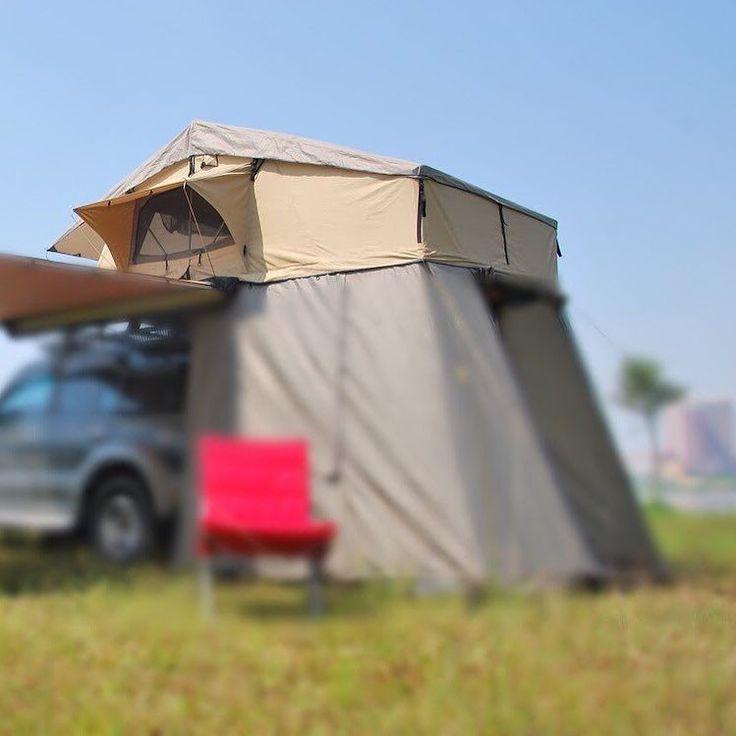 Aprovecha el precio de lanzamiento de nuestra carpa XL (5p). $891.000 Pocas unidades disponibles!! #carpadetecho #orcchile #camping #overland #offroad