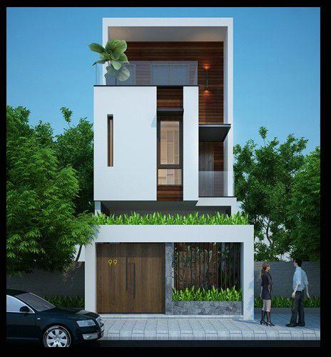 Mẫu nhà phố đẹp 3 tầng mặt tiền 4.5m là kiểu kiến trúc khá nổi bật tại các khu dân cư sầm uất phố thị. Dựa trên quy cách phân lô ngày càng thu hẹp thì loại hình kiến trúc này là lựa chọn tối ưu nhất để đáp ứng cơ bản nhu cầu an sinh và kiến thiết xã hội...