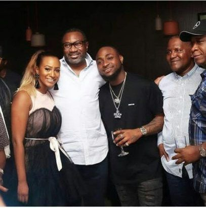 Davido Shares Photo of himself with Femi Otedola DJ Cuppy And Dangote at the New Year Eve Event  Nigerian Music Legend Davido is on a fast lane celebrating the spirit of a New year the FIA Crooner shared photos of himself with Billionaire Oil Mogul Femi Otedola DJ Cuppy and Richest Man in Nigeria Dangote at the New Year Eve Event with DJ Cuppy.  See photo Below;  The post Davido Shares Photo of himself with Femi Otedola DJ Cuppy And Dangote at the New Year Eve Event appeared first on Ash…