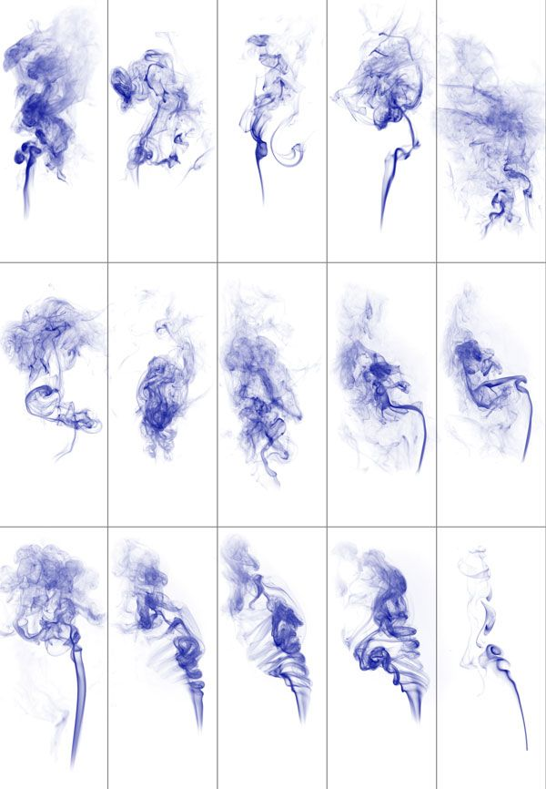 Smoke fog brushes for photoshop free download