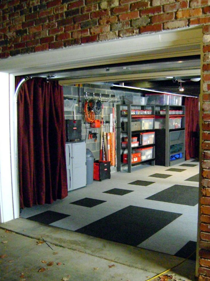 Check out these out-of-the-ordinary garage transformations from DIY Network's Garage Mahal.