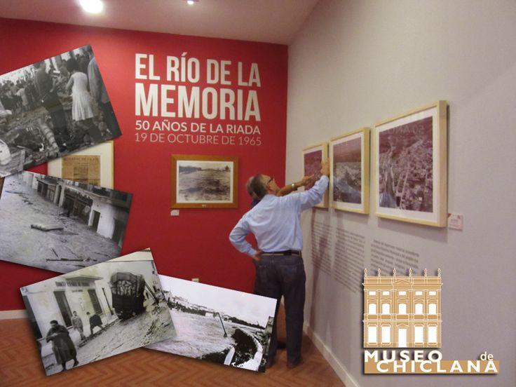 """Exposición """"El río de la memoria"""""""