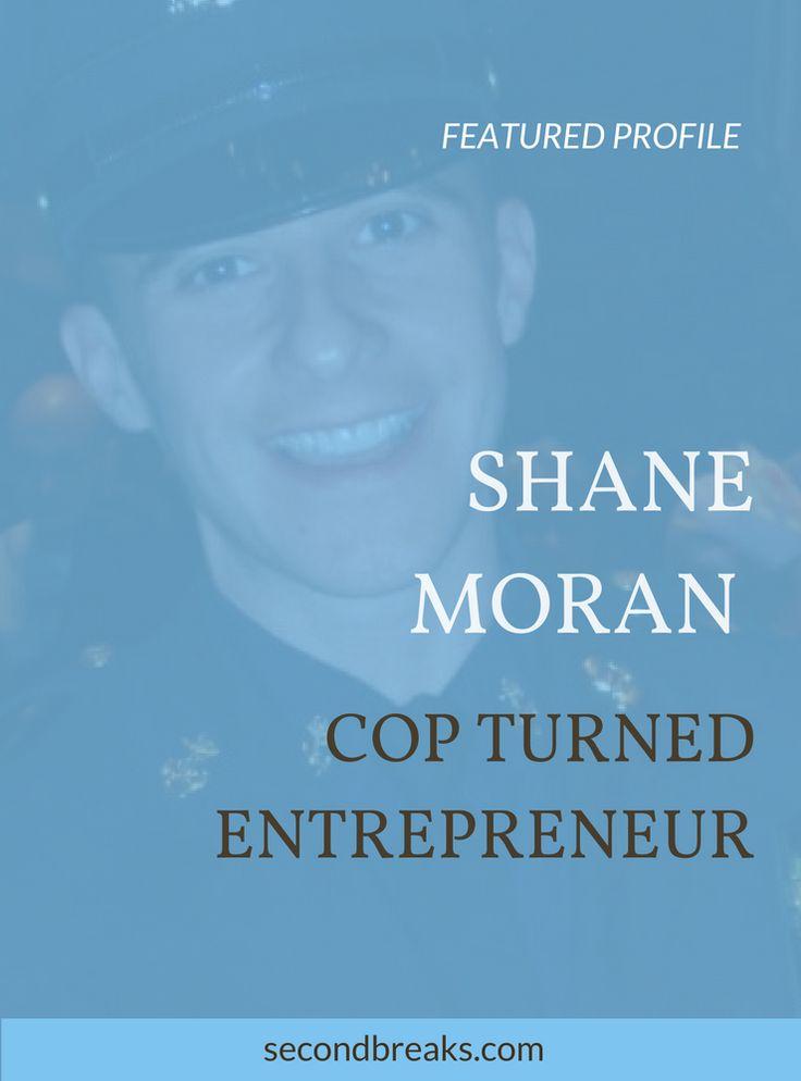 entrepreneurship | Shane Moran, previously of the NYPD Scuba Diving Team