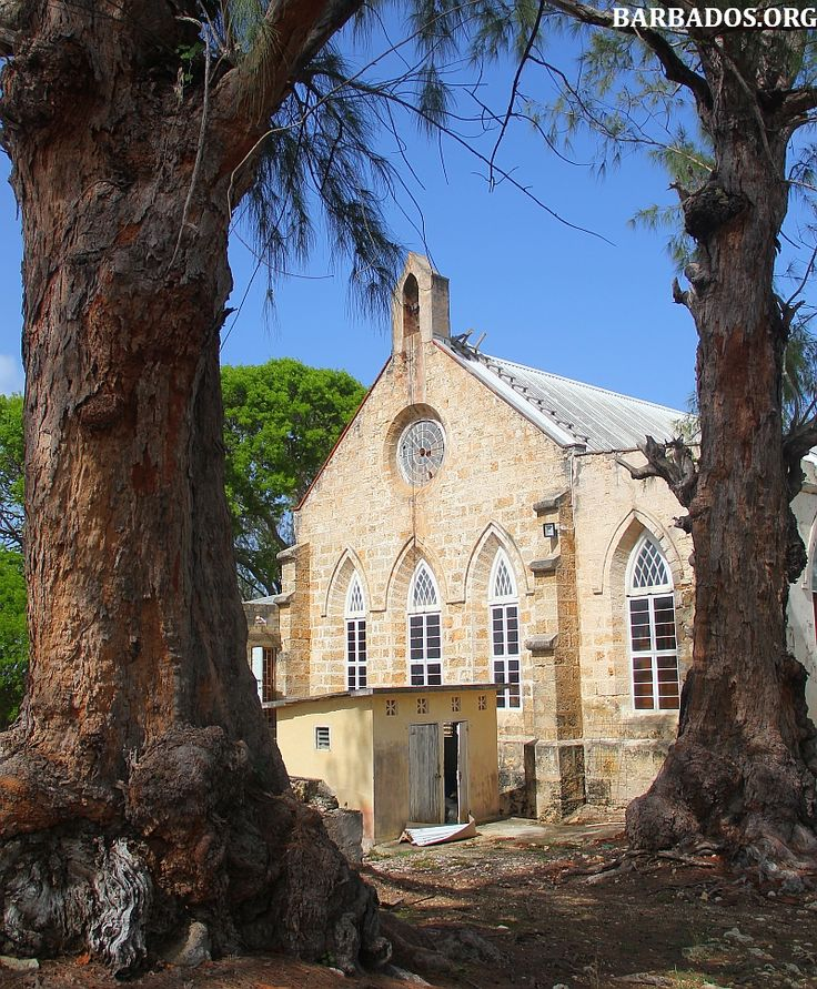 St. Philip-the-Less Anglican Church, #Barbados