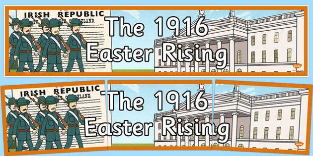 1916 Rising Display Banner