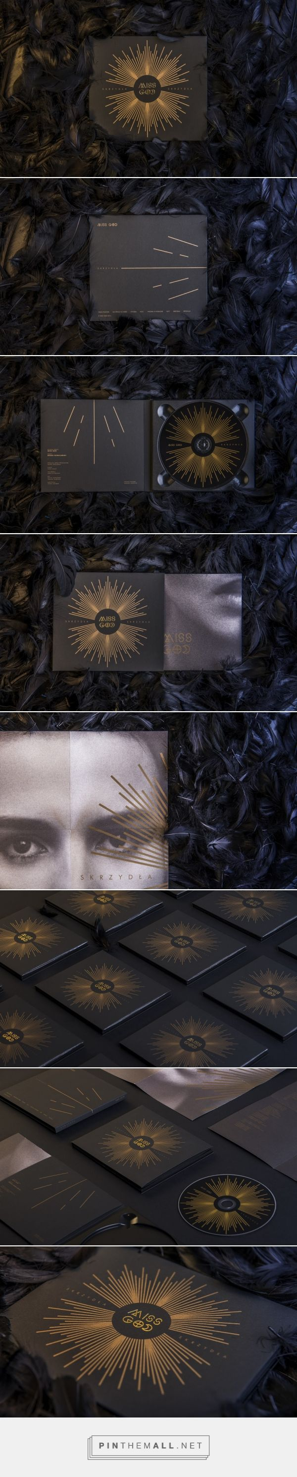 Miss God | Skrzydła / Wings - Packaging of the World - Creative Package Design Gallery - http://www.packagingoftheworld.com/2017/03/miss-god-skrzyda-wings.html