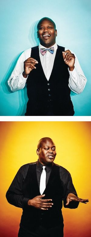 """The 'Unbreakable' Tituss Burgess   Backstage Actor Interviews   Acting Tips & Career Advice   Backstage   Backstage - """"""""Ask, be specific, and then release it,"""" he advises. """"Because in some way, its energetic equivalent will be given to you. That's what's happening to me. I really believe that."""""""