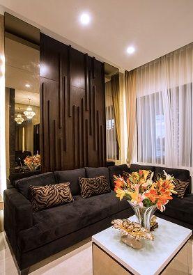 Ide desain ruang tamu modern dan mewah | Portofolio By : DX Interior (Interior Designer di Sejasa.com)