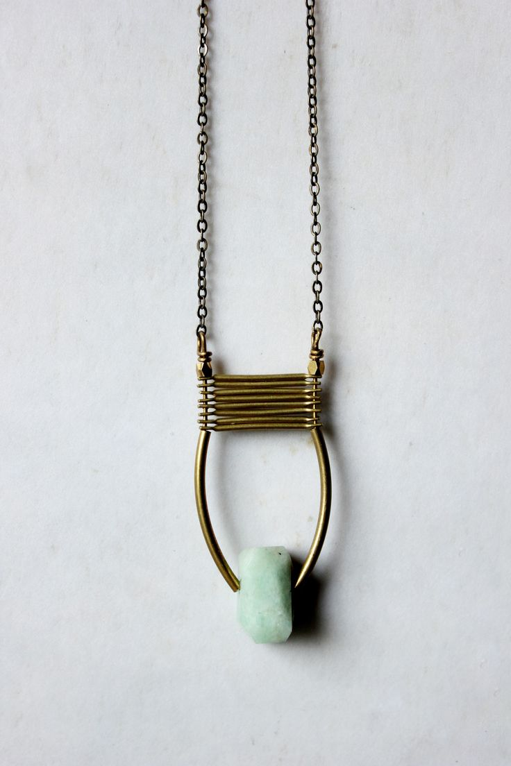 Emerald necklace gold natural emerald pendant necklace genuine emerald necklace emerald jewelry mint green modern minimalist boho jewelry,minimalist jewelry. boho necklace ,boho pendant necklace,bohemian jewelry,bohemian pendant necklace ,simple jewelry,simple necklace,brass geometric necklace ,geometric jewelry,geometric pendant necklace,minimal fashion,minimalist fashion.marble jewelry.marble necklace,contemporary jewelry,architectural jewelry,Sculpture jewelry,long necklace,modern…