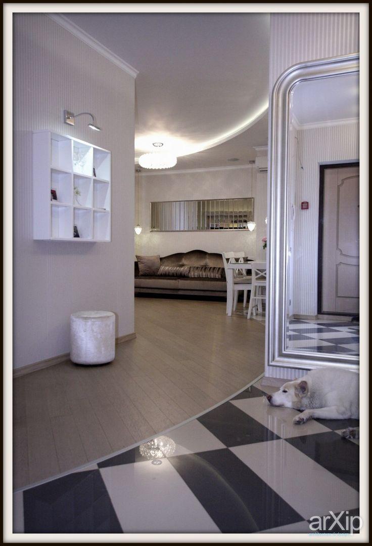 Квартира в МО. Реализованный проект. #interiordesign #интерьер #entrancehall #lounge #lobby #lobby #прихожая #холл #вестибюль #фойе #apartment #house #квартира #дом #modern #современный #модернизм #10_20m2 #10_20м2