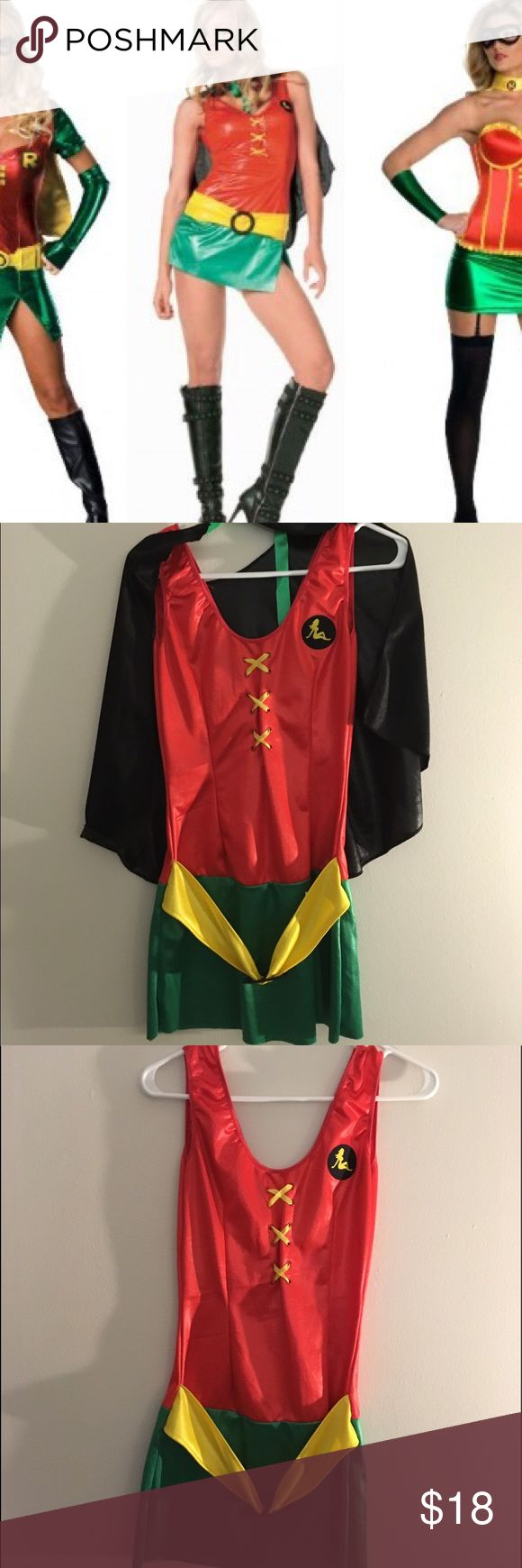 How to make your own female sonic character ehow - Female Robin Super Hero Costume