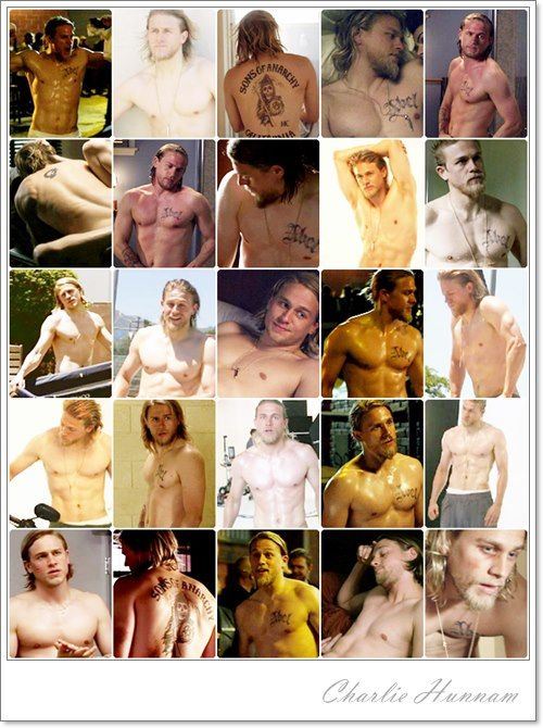 Holy Shit! Just when I thought it couldn't get any better, someone collaged him for me;)