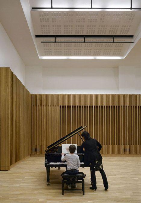 chetham music school - manchester - stephenson: isa