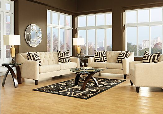 Shop for a park view west 5 pc living room at rooms to for Find living room furniture