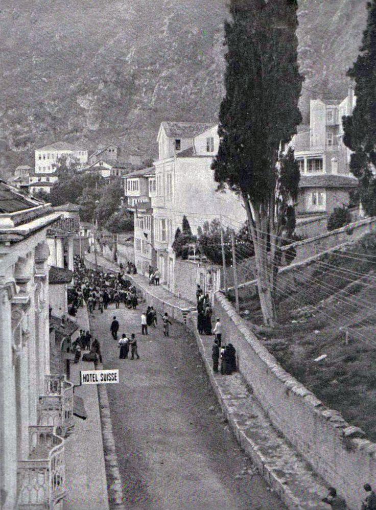 Polis Tarafından Zorunlu Göçe Tabi Tutulan Ermeniler, Trabzon, 1916