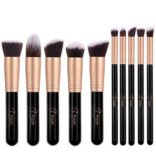 Makeup Brushes BESTOPE 10PCs Makeup Brush Set Professiona... https://www.amazon.co.uk/dp/B00QVA9ZTU/ref=cm_sw_r_pi_dp_x_3e0oybPKMYSE0