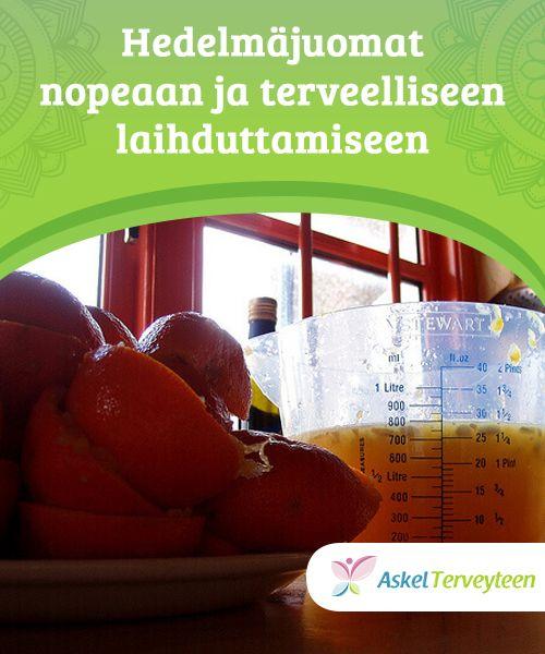 Hedelmäjuomat nopeaan ja terveelliseen laihduttamiseen  Koita #hedelmäjuomia, joiden avulla voit karistaa #ylimääräiset kilot #terveellisesti ja nopeasti.  #Laihduttaminen