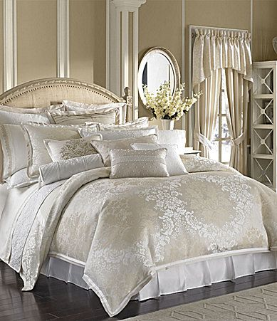 Reba Guilded Age Reversible Bedding Collection Dillards