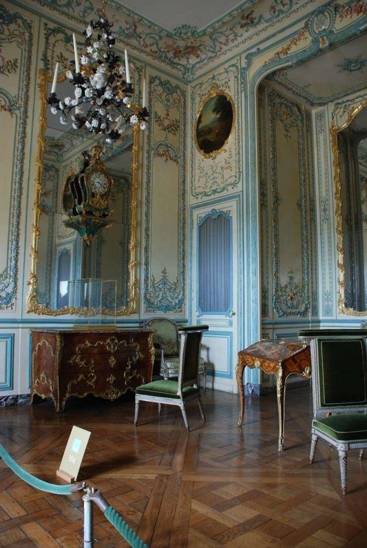 75 best CHATEAU : Cabinet Intérieur de la Dauphine images on ...