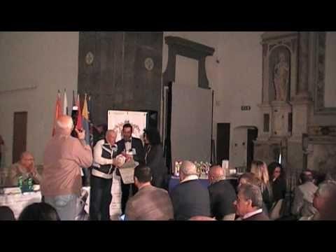 GEORGE MUSTANG---PREMIAZIONE NAPOLI
