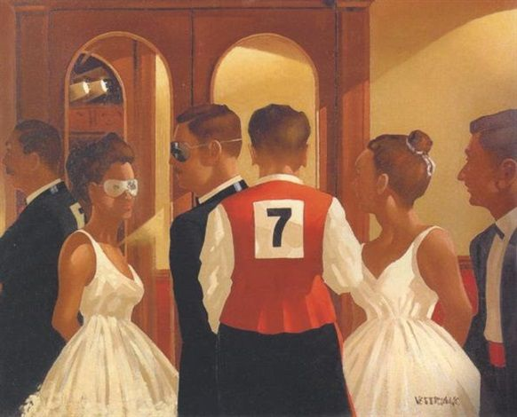 Competition Dancers - Waiting in the Wings
