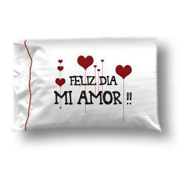 "Funda ¨Feliz Día Mi Amor"" — Casa Manita"
