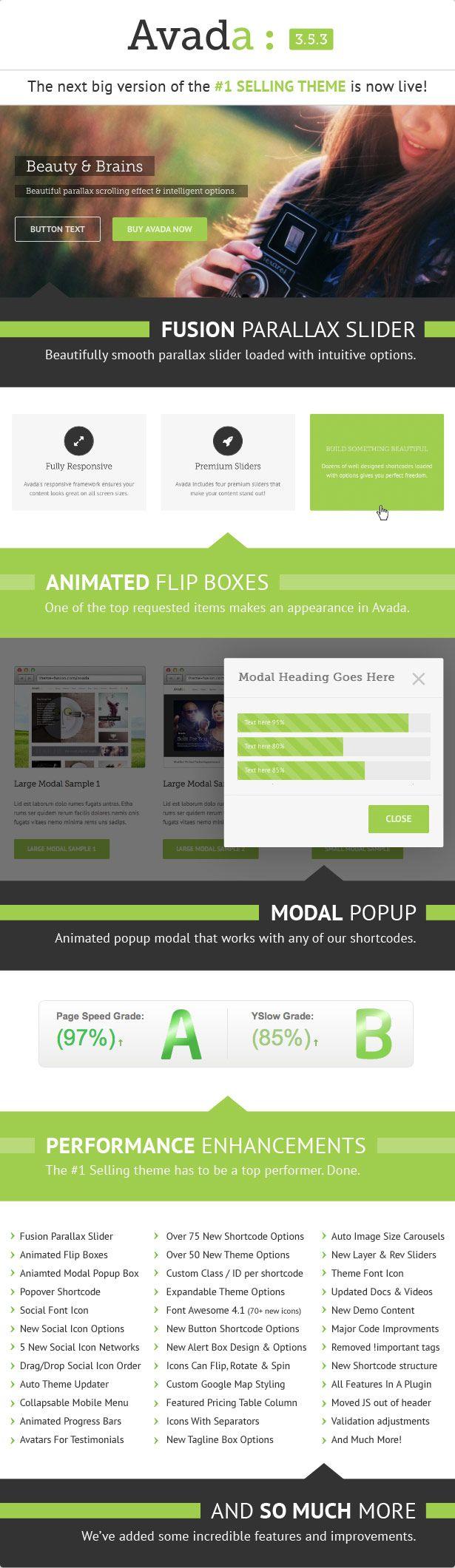 WordPress - Avada | Responsive Multi-Purpose Theme | ThemeForest