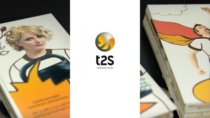T2S, Identity, Re-design, Creamteam Branding & Advertising Design Studio, www.creamteam.biz, creamteam.pl