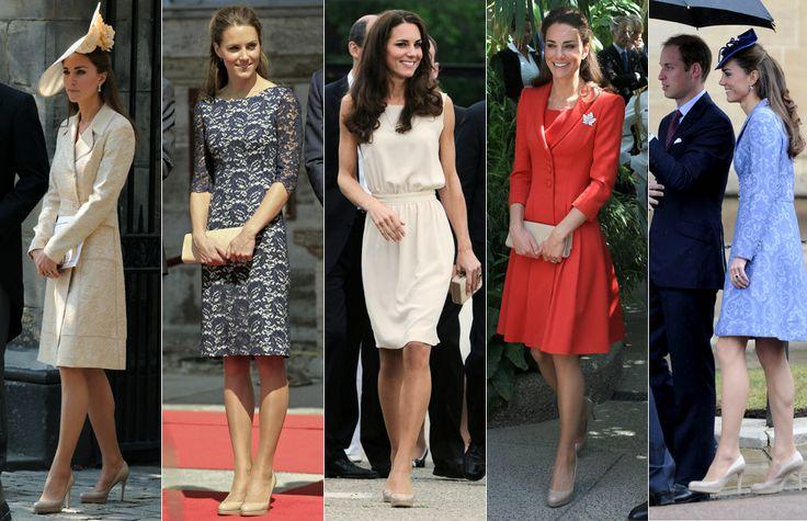 Los zapatos favoritos de la duquesa de Cambridge