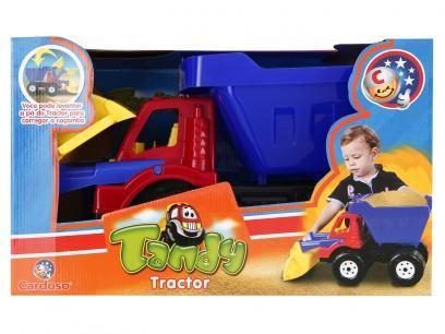 Tandy Tractor - Cardoso com as melhores condições você encontra no Magazine Santana160. Confira!