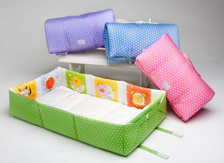 Baby Travel Bed Portable Crib Koala Collection