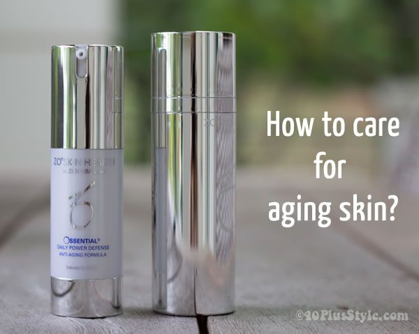 How to care for aging skin – reviewing ZO Skin Health products by dr Zein Obagi