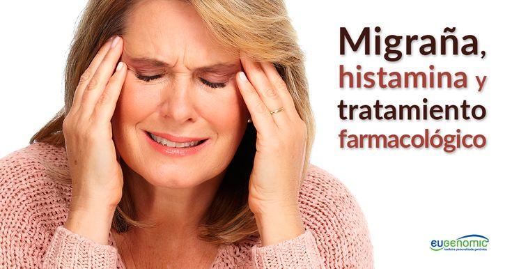 Las causas que desencadenan la migraña pueden ser múltiples. Estrés, determinados alimentos, ciclo hormonal en mujeres, aunque en muchos casos no se asocia a ninguna causa concreta. Hay personas que tienen alteraciones genéticas en el gen ABP1 que codifica la DAO que le confieren menos actividad. En ellas, la histamina al no eliminarse correctamente, desencadena episodios de migraña.