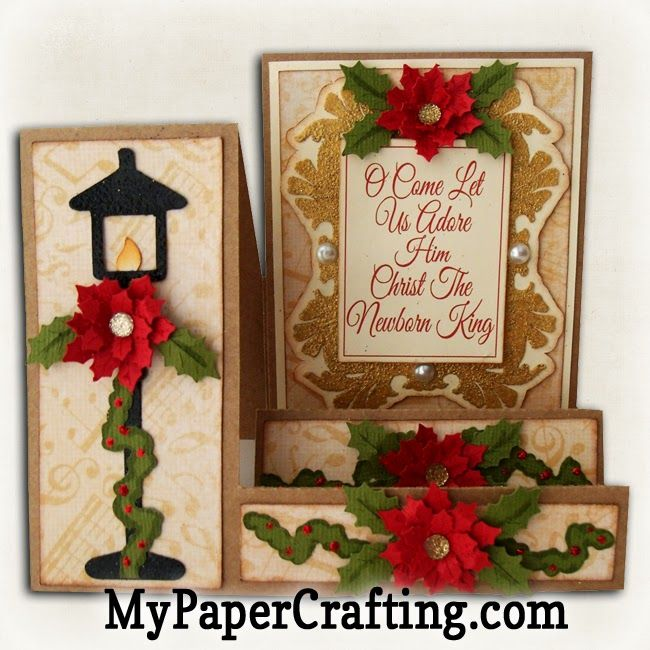 Pinterest Cards Using Create And Craft Christmas Gold And Silver