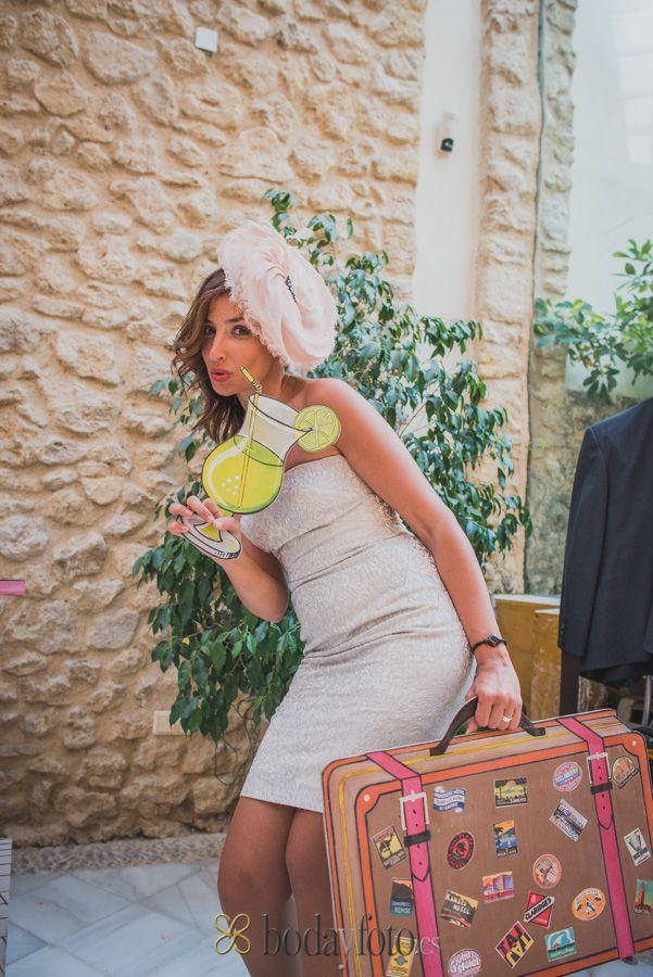 Photocall original. Ideas para bodas                                                                                                                                                                                 Más