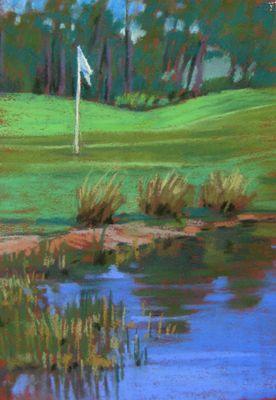 Watercolor & Pastel Paintings For Sale - Original Art by Jill ...