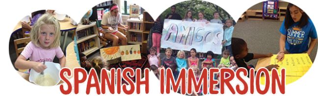 What is this Spanish immersion program is all about? Find out here.