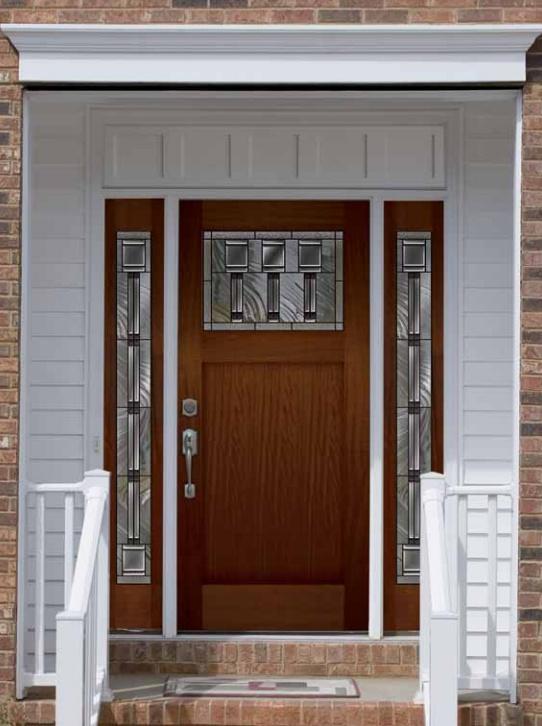 Entry Doors, Exterior Doors | Peach Building Products   Windows, Doors,  Sunrooms