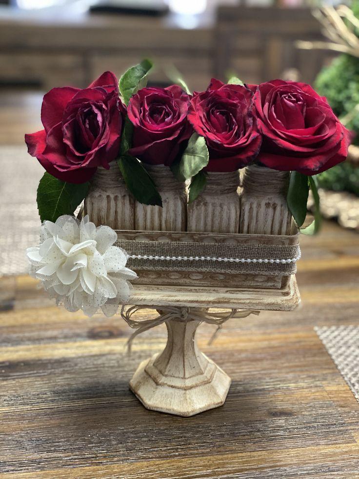 Flower decor in 2020 Dollar tree diy crafts, Dollar