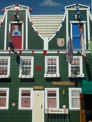 Holland House   Dutch, Smithfield