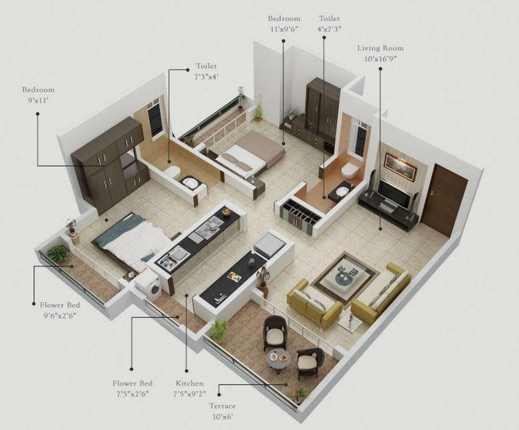58 best House Plans images on Pinterest Home ideas, House - plan d une belle maison
