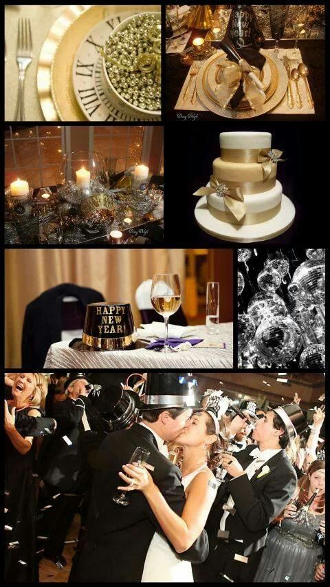 New Wedding Ideas 2018: New Years Wedding : )