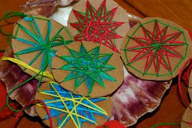 Moment to Moment: Christmas projects
