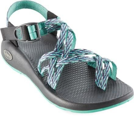 With a double-strap design and loops that wrap around your big toes, the Chaco ZX/2 Yampa sandals are ready for serious adventuring at the beach or on a lake in your kayak. Shop the other color options on REI.com.