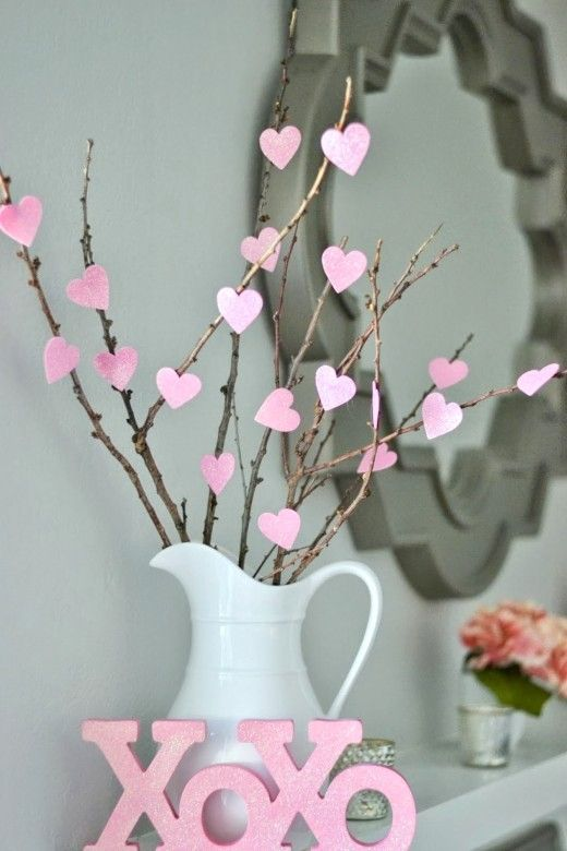 20 Inexpensive Valentine Decor Ideas | Make It and Love It