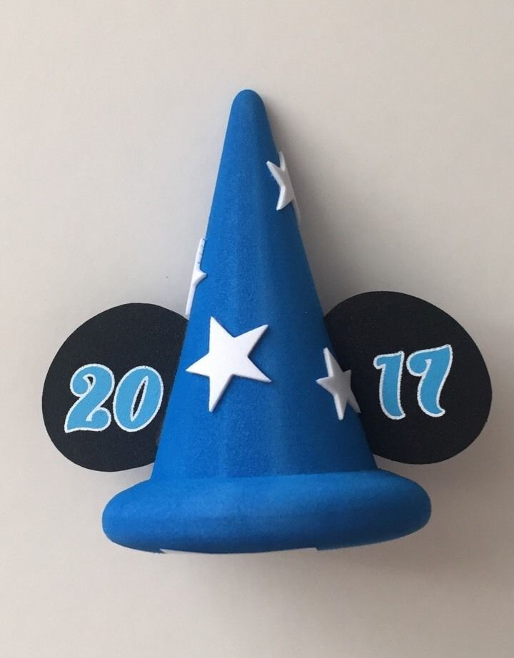 2017 Sorcerer Hat Mickey Mouse Antenna Topper Disney World Theme Parks NEW | Collectibles, Disneyana, Contemporary (1968-Now) | eBay!