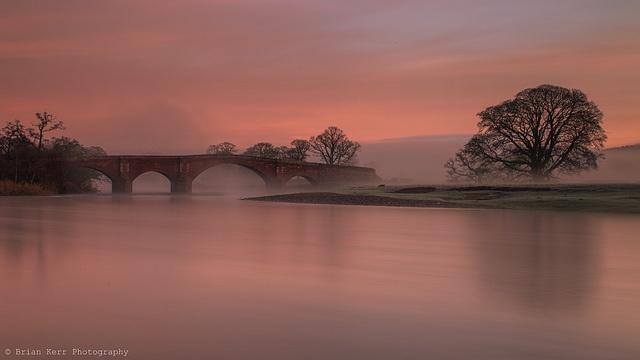 The Bridge At Lazonby by .Brian Kerr Photography., via Flickr